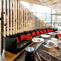 Отель ibis Warszawa Stare Miasto Old Town гостиничный бар