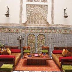 Отель Riad au 20 Jasmins Марокко, Фес - отзывы, цены и фото номеров - забронировать отель Riad au 20 Jasmins онлайн интерьер отеля фото 2