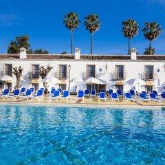 Отель Globales Cortijo Blanco пляж
