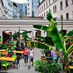 Отель Mango Aparthotel Будапешт питание