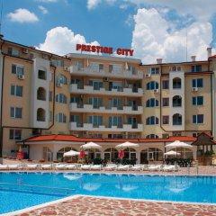 Отель Aparthotel Prestige City 1 - All inclusive бассейн фото 3
