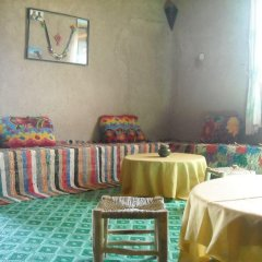Отель Dar el Khamlia Марокко, Мерзуга - отзывы, цены и фото номеров - забронировать отель Dar el Khamlia онлайн питание