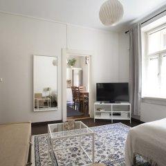 Отель 2ndhomes Merimiehenkatu Apartment Финляндия, Хельсинки - отзывы, цены и фото номеров - забронировать отель 2ndhomes Merimiehenkatu Apartment онлайн комната для гостей фото 2