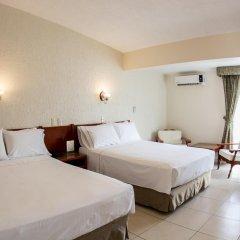 Отель Estancia Мексика, Гвадалахара - отзывы, цены и фото номеров - забронировать отель Estancia онлайн комната для гостей фото 3