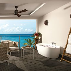 Отель Zoetry Montego Bay - All Inclusive балкон