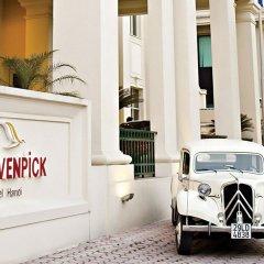Movenpick Hotel Hanoi Ханой городской автобус