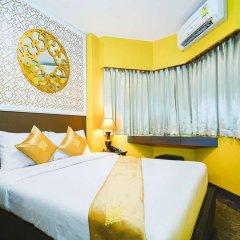 Отель Khaosan Palace Hotel Таиланд, Бангкок - 1 отзыв об отеле, цены и фото номеров - забронировать отель Khaosan Palace Hotel онлайн комната для гостей