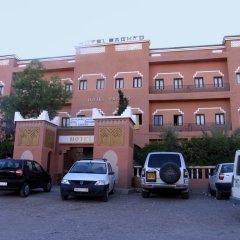 Отель Zaghro Марокко, Уарзазат - отзывы, цены и фото номеров - забронировать отель Zaghro онлайн парковка