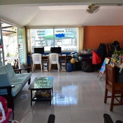 Отель Prukrom Guesthouse Ланта питание