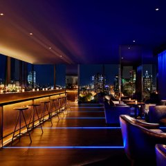 Отель PUBLIC, an Ian Schrager hotel США, Нью-Йорк - отзывы, цены и фото номеров - забронировать отель PUBLIC, an Ian Schrager hotel онлайн гостиничный бар фото 3
