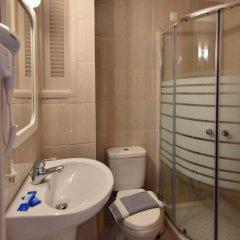 Отель Ntanelis ванная фото 2