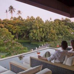 Отель Anantara Mai Khao Phuket Villas Таиланд, пляж Май Кхао - 1 отзыв об отеле, цены и фото номеров - забронировать отель Anantara Mai Khao Phuket Villas онлайн балкон