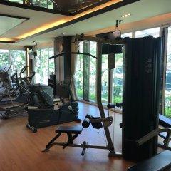 Отель Greta Resort and Sport Club фитнесс-зал фото 2