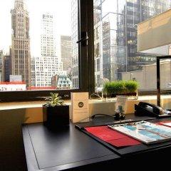 Hotel Mela Times Square балкон