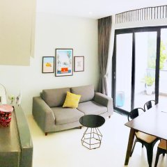 Апартаменты Moonlight House & Apartment Nha Trang Нячанг комната для гостей фото 3