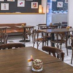 Отель SERHS Carlit Испания, Барселона - 4 отзыва об отеле, цены и фото номеров - забронировать отель SERHS Carlit онлайн питание фото 2