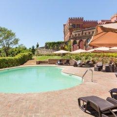 Отель San Ruffino Resort Италия, Лари - отзывы, цены и фото номеров - забронировать отель San Ruffino Resort онлайн бассейн фото 2