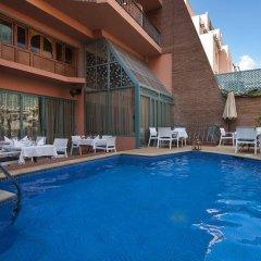 Hotel Le Caspien бассейн