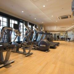Hotel Monterey Okinawa Spa & Resort Центр Окинавы фитнесс-зал фото 3
