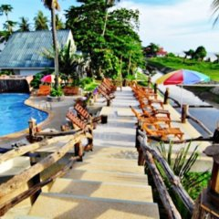 Отель Lanta Il Mare Beach Resort Ланта питание фото 2