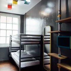 Отель Clink78 Hostel Великобритания, Лондон - 9 отзывов об отеле, цены и фото номеров - забронировать отель Clink78 Hostel онлайн комната для гостей фото 5