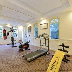 Отель Hoi An Garden Palace & Spa фитнесс-зал фото 4