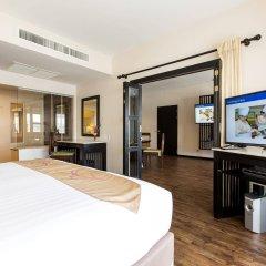 Отель Deevana Plaza Phuket комната для гостей фото 2