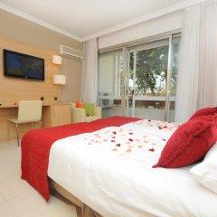 Отель Intercontinental Hotel Tangier Марокко, Танжер - отзывы, цены и фото номеров - забронировать отель Intercontinental Hotel Tangier онлайн комната для гостей фото 5
