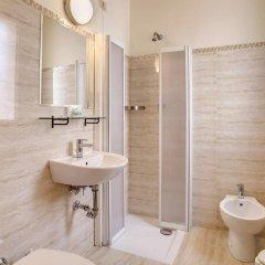 Отель Delle Nazioni Италия, Флоренция - 4 отзыва об отеле, цены и фото номеров - забронировать отель Delle Nazioni онлайн ванная фото 2
