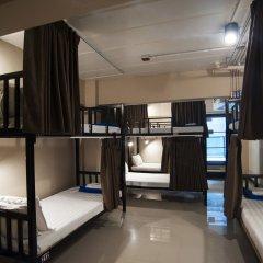 Отель Cloud Nine Lodge Бангкок комната для гостей