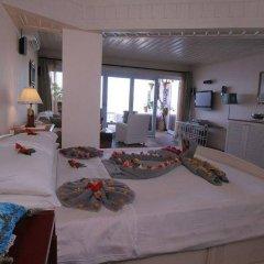Отель Beyaz Yunus в номере фото 2