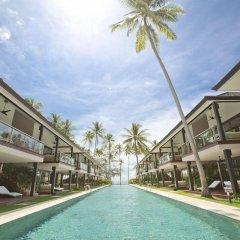 Отель Nikki Beach Resort Таиланд, Самуи - 3 отзыва об отеле, цены и фото номеров - забронировать отель Nikki Beach Resort онлайн бассейн фото 3