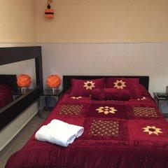 Отель Hostal Oxum комната для гостей