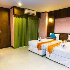 Hawaii Patong Hotel 3* Номер Делюкс с различными типами кроватей