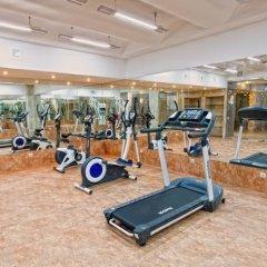 Гостиница Казжол Астана фитнесс-зал фото 3