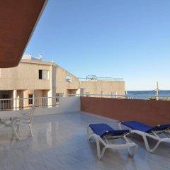 Отель Apartamentos Cel Blau балкон