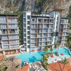 Отель Sea Seeker Krabi Resort балкон