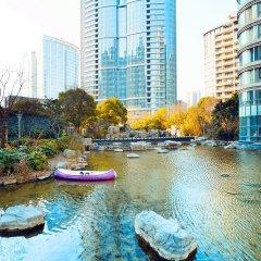 Отель Howard Johnson Business Club Китай, Шанхай - отзывы, цены и фото номеров - забронировать отель Howard Johnson Business Club онлайн бассейн фото 2
