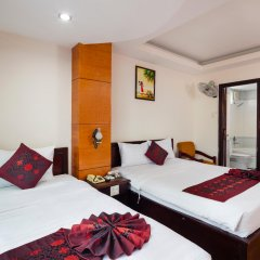 Отель Kim Hoang Long Нячанг комната для гостей