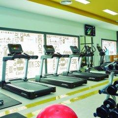 Отель RIU Palace Punta Cana All Inclusive Доминикана, Пунта Кана - 9 отзывов об отеле, цены и фото номеров - забронировать отель RIU Palace Punta Cana All Inclusive онлайн фитнесс-зал фото 4