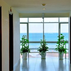 Green Hotel пляж