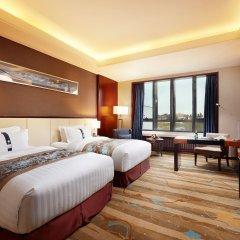 Гостиница Пекин комната для гостей фото 8
