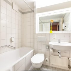 Novum Apartment Hotel am Ratsholz Leipzig ванная