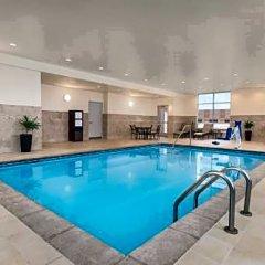 Отель Hampton Inn Brooklyn Park, MN США, Бруклин-Парк - отзывы, цены и фото номеров - забронировать отель Hampton Inn Brooklyn Park, MN онлайн бассейн фото 2