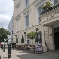 Отель Smart Hyde Park View - Hostel Великобритания, Лондон - 1 отзыв об отеле, цены и фото номеров - забронировать отель Smart Hyde Park View - Hostel онлайн фото 9