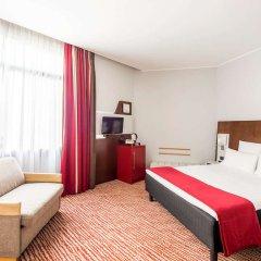 Отель Mercure Roma Piazza Bologna Италия, Рим - 1 отзыв об отеле, цены и фото номеров - забронировать отель Mercure Roma Piazza Bologna онлайн комната для гостей фото 5
