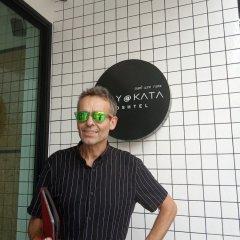 Отель Stay@kata Poshtel фитнесс-зал фото 4