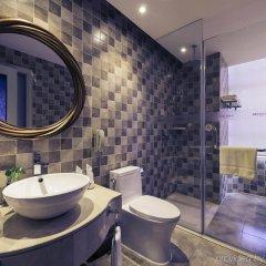 Отель Xiamen Yilai International Apartment Hotel Китай, Сямынь - отзывы, цены и фото номеров - забронировать отель Xiamen Yilai International Apartment Hotel онлайн ванная