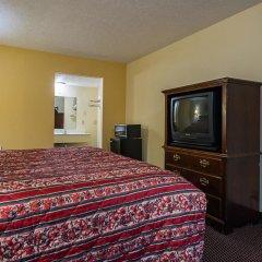 Отель Knights Inn-columbus Колумбус удобства в номере фото 2