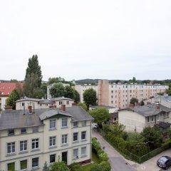 Отель Apartamenty Mój Sopot - Karlik Сопот балкон